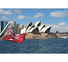 Flying High Down Under Photographic Print