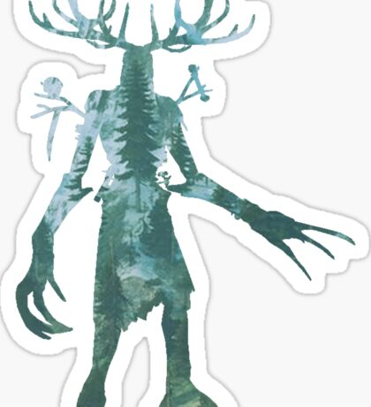 The Witcher 3 Wild Hunt-Kernun Leshen Sticker