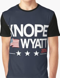 Knope Wyatt 2016 Graphic T-Shirt
