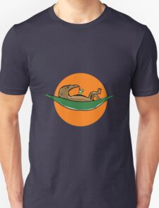 anteater at sunset Unisex T-Shirt