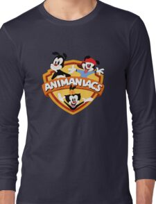 animaniacs logo Long Sleeve T-Shirt