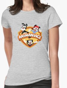 animaniacs logo Womens Fitted T-Shirt