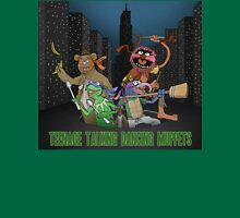 Teenage Talking Dancing Muppets Unisex T-Shirt