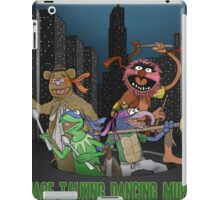 Teenage Talking Dancing Muppets iPad Case/Skin