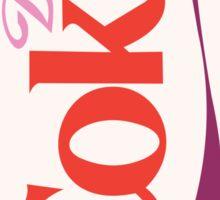 DC Sticker