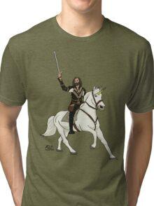 Richard The One True King Tri-blend T-Shirt