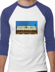 Palace Porch 1 Men's Baseball ¾ T-Shirt