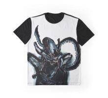 Xenomorph on the Hunt.  Graphic T-Shirt
