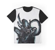 Xenomorph on the Hunt.  Graphic T-Shirt