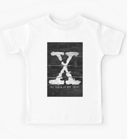 the x-files Kids Tee