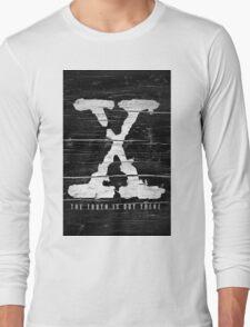the x-files Long Sleeve T-Shirt