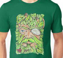 Odin/The Green Man Unisex T-Shirt