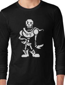 Undertale (Papyrus) Long Sleeve T-Shirt