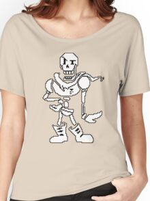 Undertale (Papyrus) Women's Relaxed Fit T-Shirt