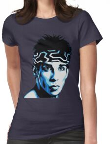 zoolander Womens Fitted T-Shirt