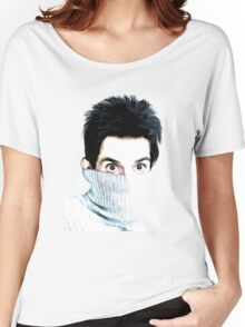 zoolander Women's Relaxed Fit T-Shirt