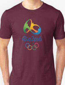 Rio De Janeiro Rio 2016 Olympics T-Shirt