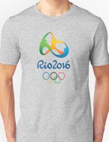 Rio De Janeiro Rio 2016 Olympics Unisex T-Shirt