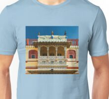 City Palace Porch Unisex T-Shirt