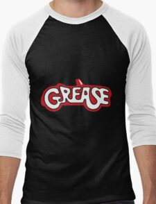 grease Men's Baseball ¾ T-Shirt