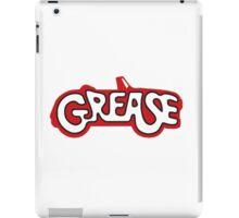 grease iPad Case/Skin