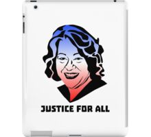 Justice for All, Sonia Sotomayor iPad Case/Skin
