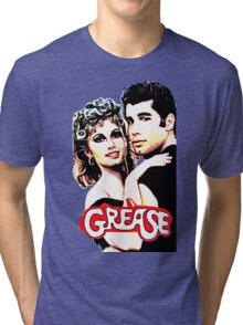 grease Tri-blend T-Shirt
