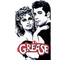 grease Photographic Print