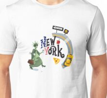 I ♥ New York Unisex T-Shirt