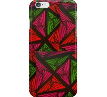 Tropical Forest Maze 2 iPhone Case/Skin