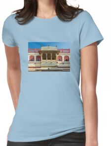 Palace Porch 1 Womens Fitted T-Shirt