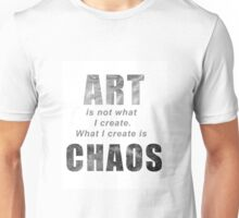 Halsey- Art Is Not What I Create Unisex T-Shirt