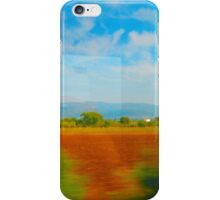 the lowlands of Thessaly iPhone Case/Skin