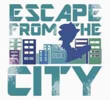 Escape from the City Kids Tee