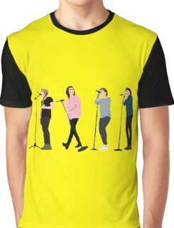 One Direction 8 Graphic T-Shirt