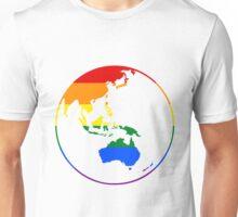 Pride Globe! Unisex T-Shirt