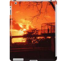 Walking at Dawn iPad Case/Skin