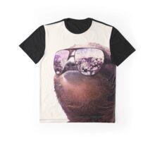 Rad Sloth Graphic T-Shirt