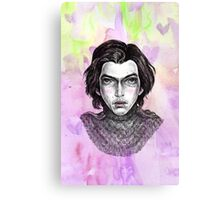 Sci-Fi boyfriend Kylo Canvas Print