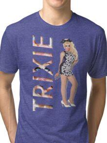 Trixie Tri-blend T-Shirt