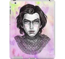 Sci-Fi boyfriend Kylo iPad Case/Skin