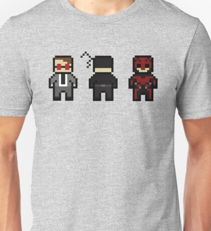 Daredevil Evolution Unisex T-Shirt