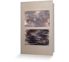 27 shades of grey #3 Greeting Card