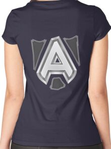 Alliance Dota 2 Women's Fitted Scoop T-Shirt