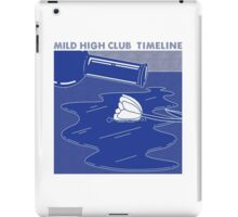Mild High Club iPad Case/Skin