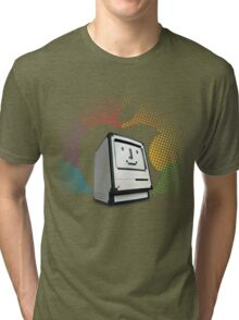 Happy Classic Tri-blend T-Shirt