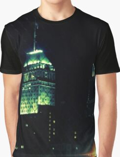 City in the Night Graphic T-Shirt
