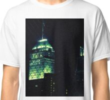 City in the Night Classic T-Shirt