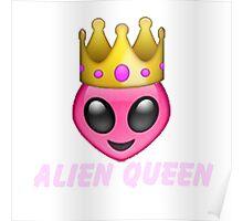 Alien Queen Poster