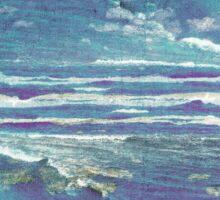 Mirrored Sea Sticker
